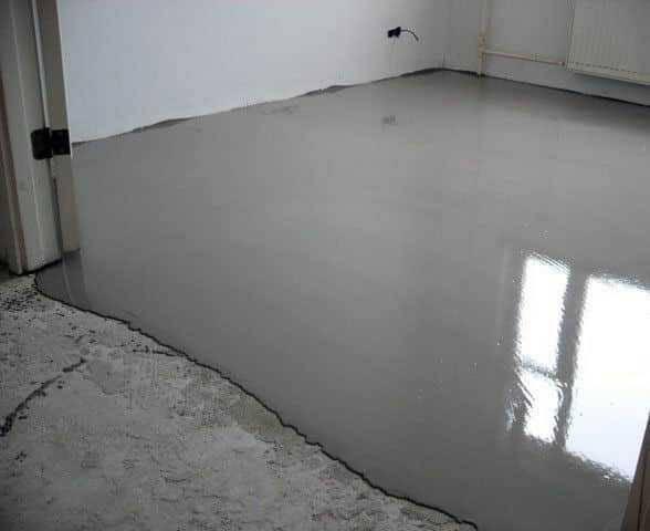 Особенности и тонкости выравнивания бетонного пола
