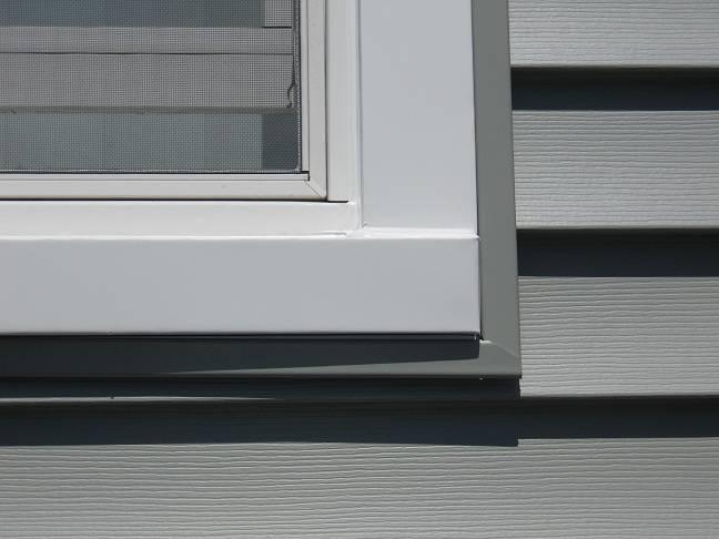 Как правильно провести отделку сайдингом окна разного расположения | папа мастер!