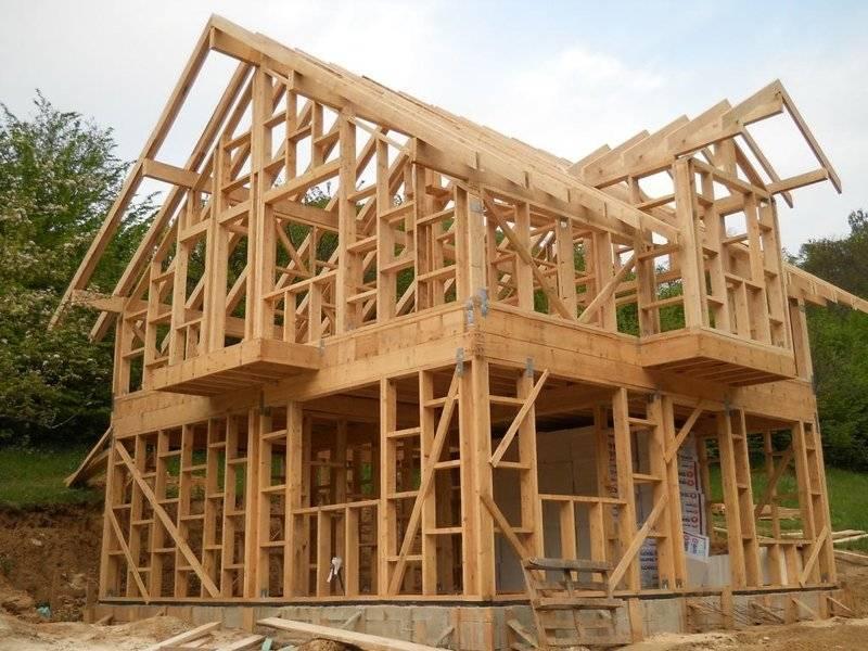 Надежны ли каркасные дома- 10 фактов: плюсы и минусы- отзывы экспертов строителей +видео