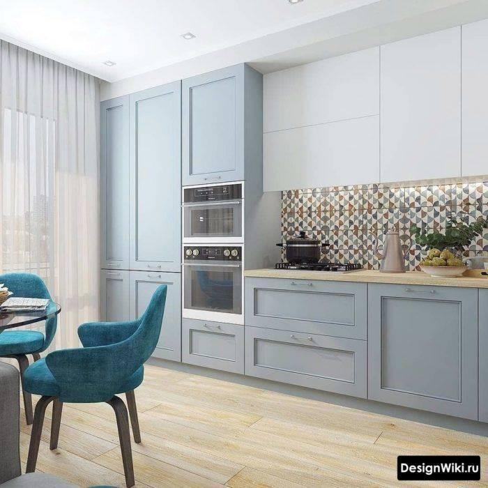 Дизайн кухни в классическом стиле - 35 фото интерьеров в стиле классика и неоклассика