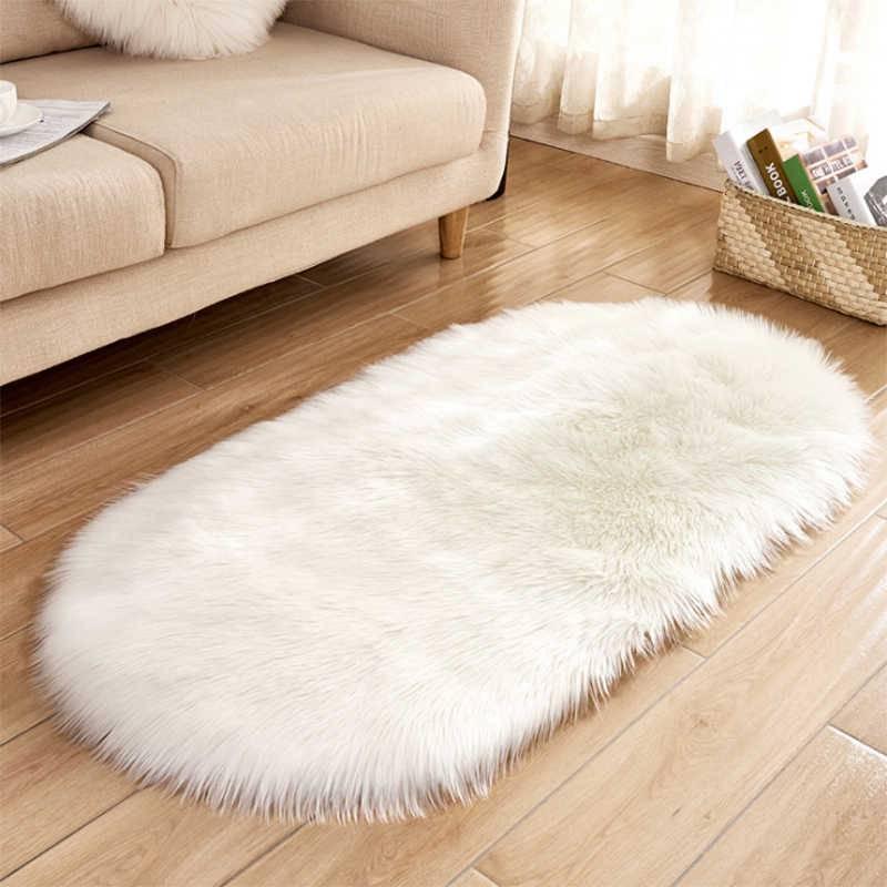 Белые ковры - современные тенденции в интерьере
