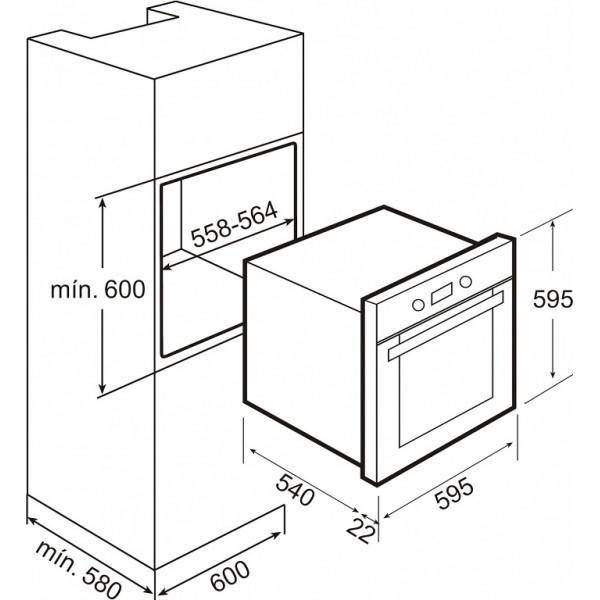 Стандартная ширина холодильника: узкие, высокие и широкие виды