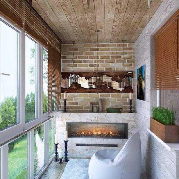 Совмещенный балкон: разнообразные 48 фото и особенности их дизайна