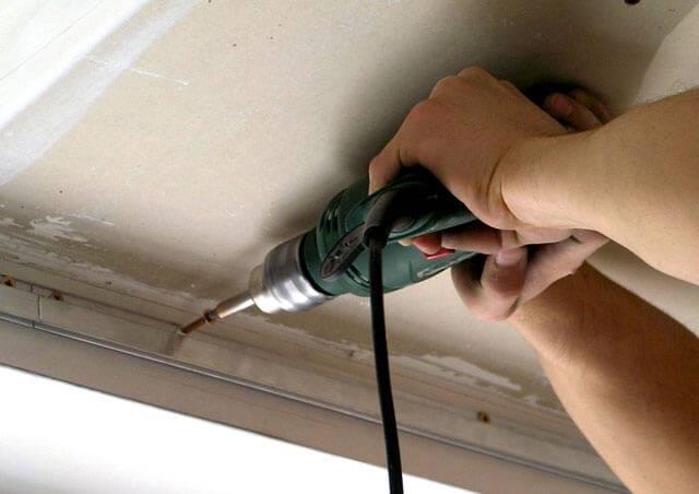 Монтаж тканевых натяжных потолков своими руками: инструкция по установке, как сделать, как натянуть