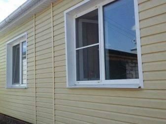 Сайдинг цвета (52 фото): желтые, белые и коричневые варианты, красный и бежевый сайдинг для обшивки дома