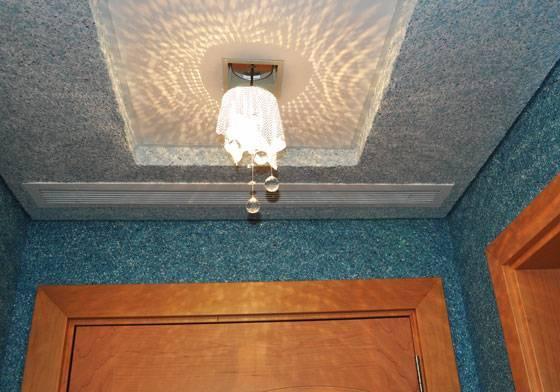 Потолок из плит осб: особенности монтажа и отделки