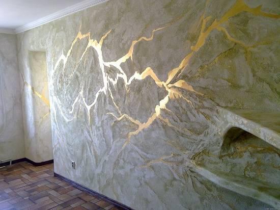 Мраморная штукатурка – магия и прочность природного камня в вашем доме