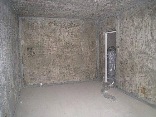 Как поклеить обои на бетонные стены без шпаклевки