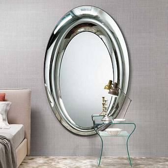 Овальные зеркала: советы по выбору