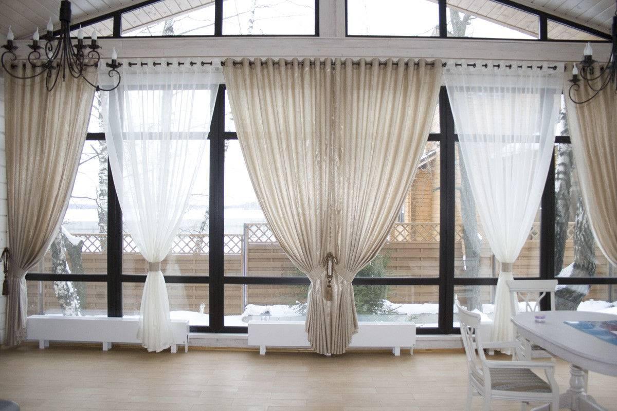 Карнизы для штор — стильная деталь интерьера
