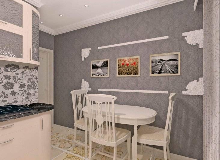 100 лучших идей: отделка стен на кухне: варианты, цвета, декор