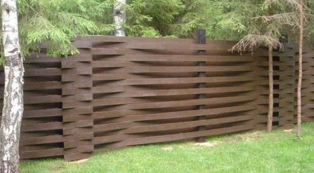 Забор из кирпича своими руками - пошаговая инструкция!
