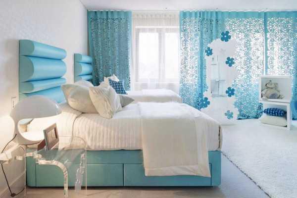 Коричнево синяя (голубая, бирюзовая) гостиная, фото