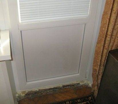 Не плотно закрывается пластиковая балконная дверь: причины