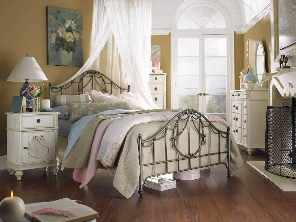 Спальня в стиле прованс: 100+ лучших фото интерьеров, идей дизайна