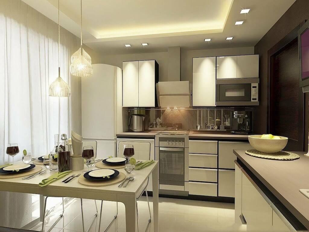 Какой цвет самый практичный для кухни? 7 важных моментов