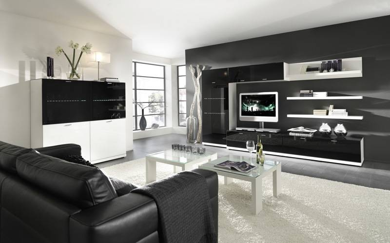 Оформление гостиной (300 фото) - оригинальные дизайнерские решения по обустройству интерьера современной гостиной