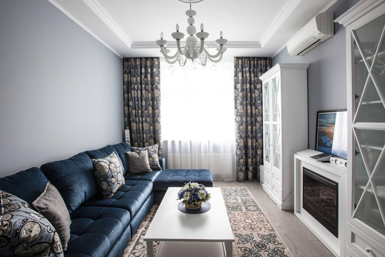 Дизайн гостиной комнаты 15 кв.м. и особенности обустройства для различного функционала