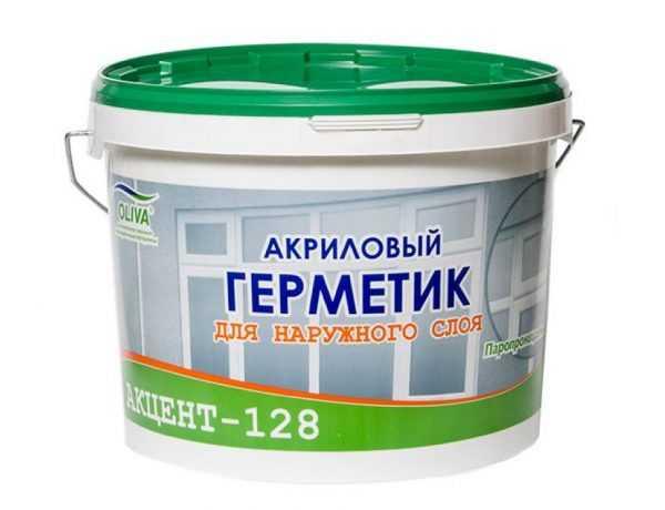 Обзор морозостойких и водостойких герметиков для наружных работ