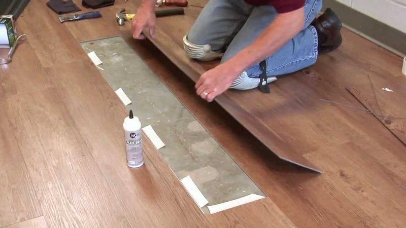 Как можно убрать мелкие и крупные царапины на ламинате с помощью подручных и специальных средств (с видео)?