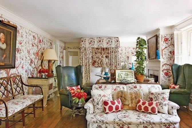 Комнатные растения в интерьере квартиры, мода - фото примеров