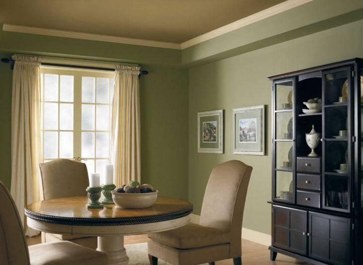 Фисташковый цвет в интерьере: стилистическое направление дизайна 103 фото