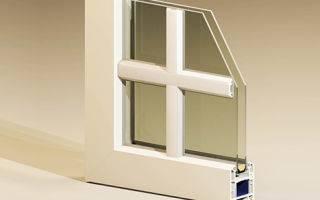 Пластиковые окна с раскладкой. назначение, виды, особенности установки | а за окном