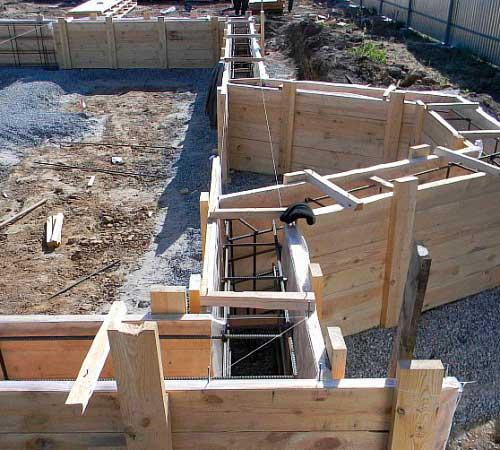 Как залить фундамент – инструкции и схемы правильной заливки своими руками