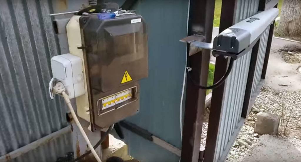 Автоматика для ворот (38 фото): привод came и comunello, инструкция электропривода nice
