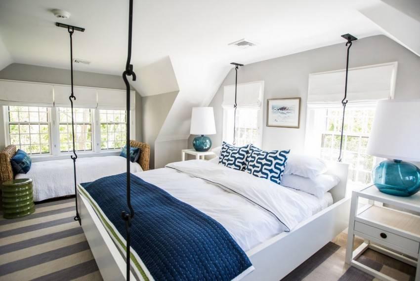Интерьерные кровати: что это такое и в чем ее особенности, мягкие модели - необычно и стильно