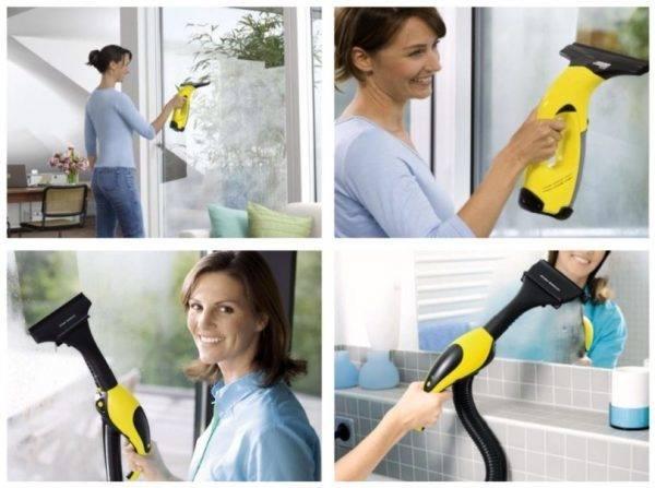 Выбираем «керхер» для мытья окон