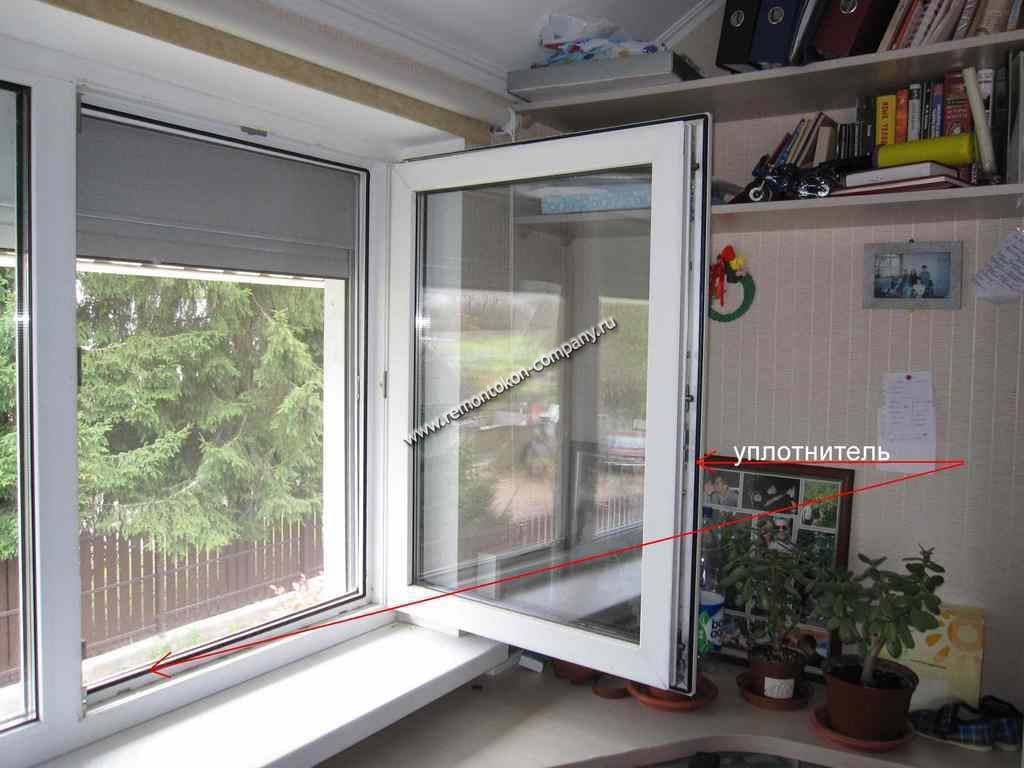 Неплотно закрывается пластиковая балконная дверь: как настроить