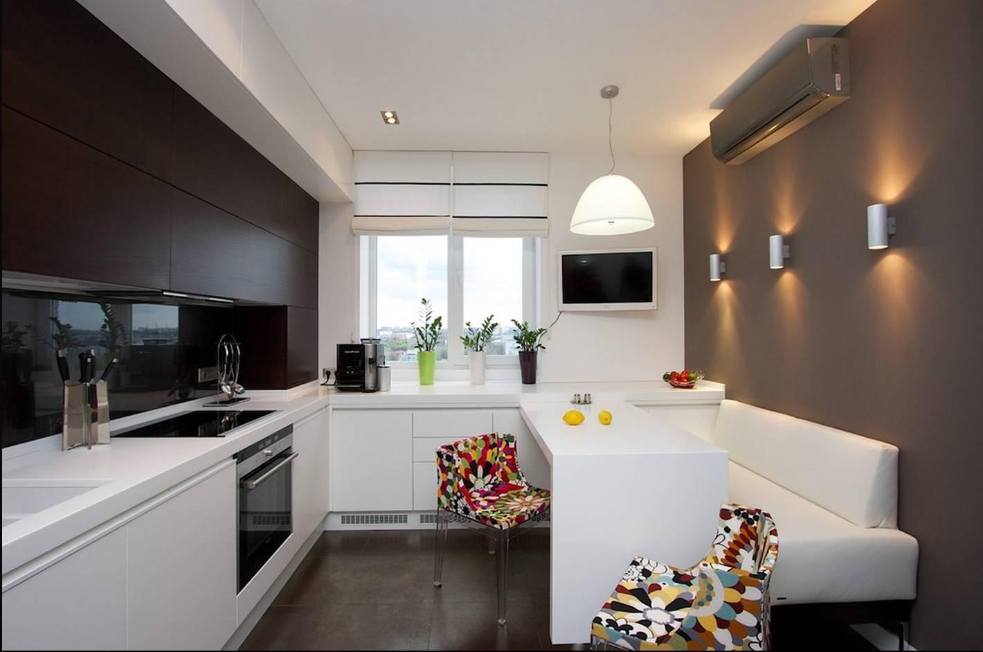 Дизайн кухни 14 кв м — фото современных идей