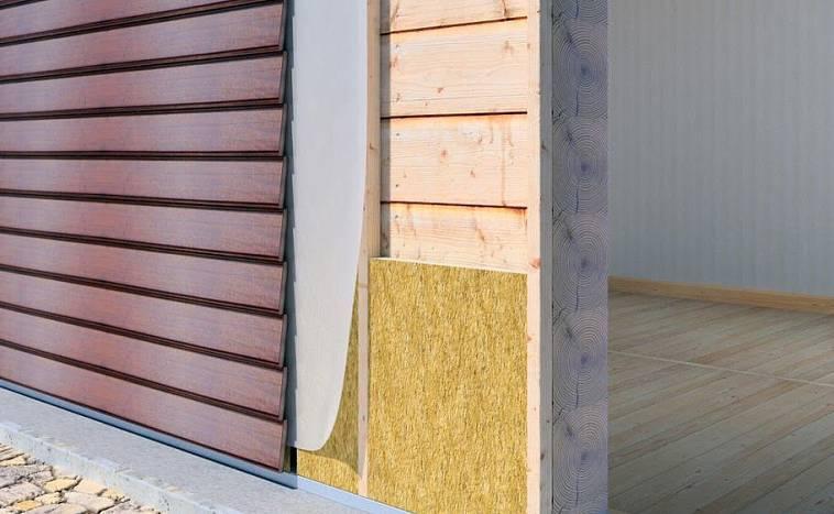 Чем утеплить деревянный дом снаружи чтобы он дышал