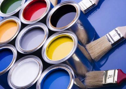 Все об акриловых красках: изготовление, происхождение, сфера использования
