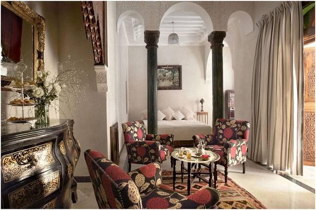 Кухня в марокканском стиле — фото примеры элегантного и роскошного дизайна