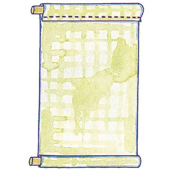 Как сшить рулонные шторы своими руками: разнообразие видов, пошаговая инструкция, советы по подбору материала