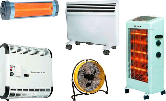 6 советов по выбору электрообогревателя для дома и дачи