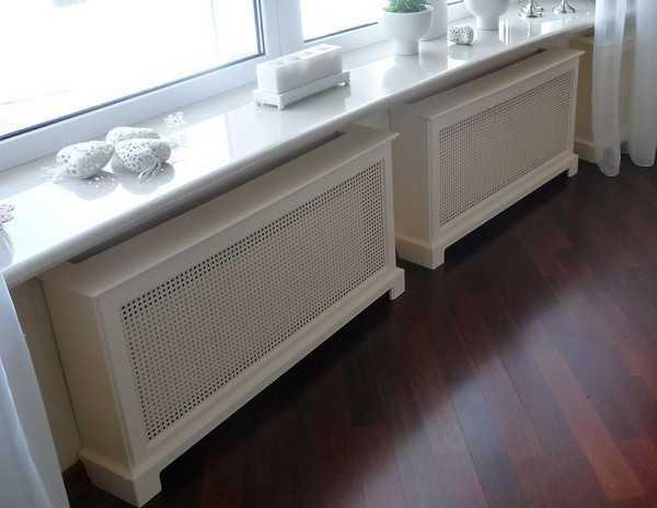 Защитные экраны на радиаторы отопления   всё об отоплении