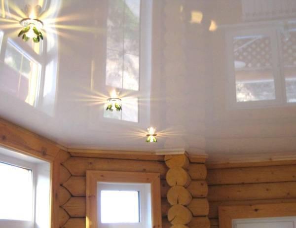 Потолочные варианты натяжных потолков + 230 фото