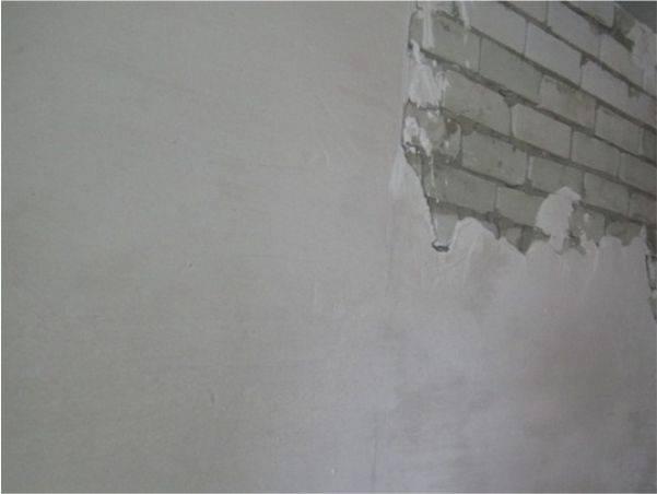 Применение шпаклевки для влажных помещений