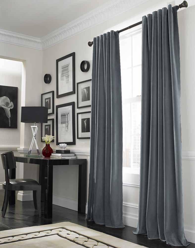Как украсить шторы — 106 фото идей и стильных аксессуаров для современного интерьера