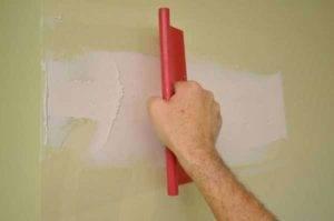 Шпаклевка: как нанести финишное покрытие