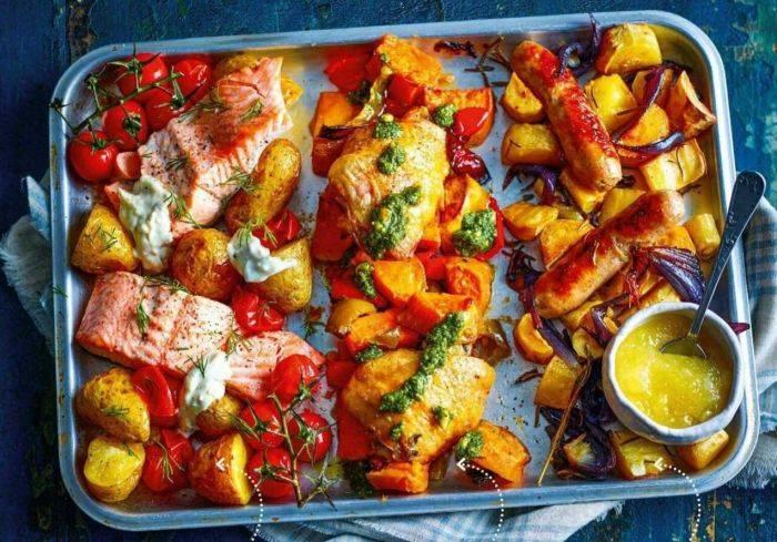 Как готовить в духовке вкусно по чужим рецептам - 1000.menu