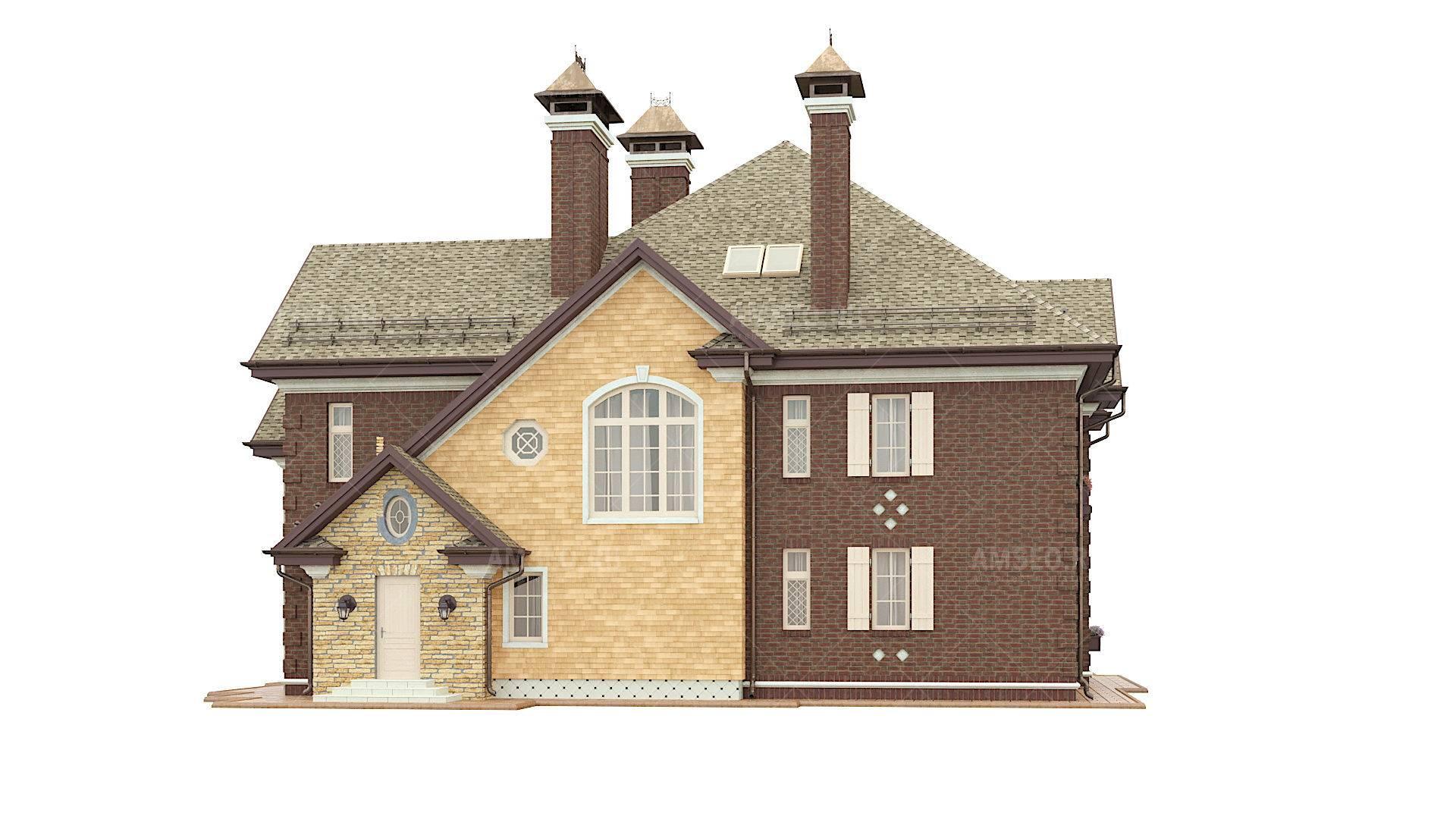Дом по английски: проекты домов в английском стиле
