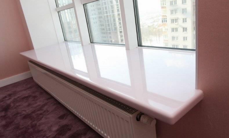 Установка откосов и подоконников на пластиковые окна самостоятельно