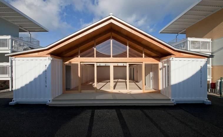 Дома из морских контейнеров — креативное использование привычной тары, особенности строительства и эксплуатации - 15 фото