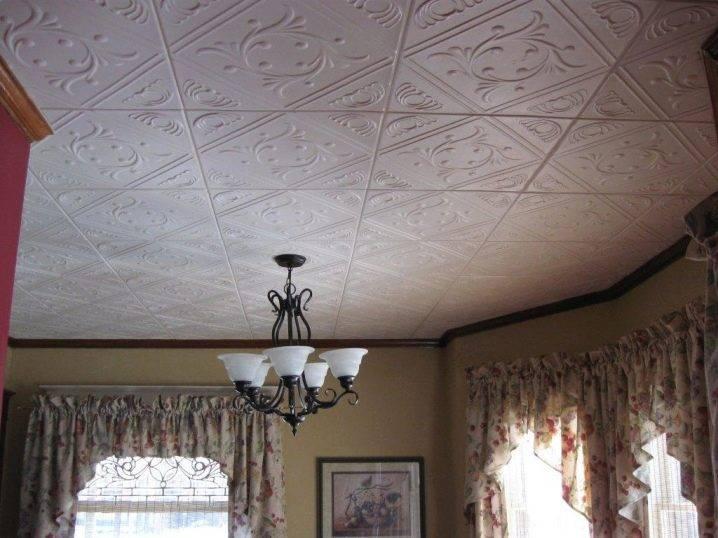 Бесшовная плитка на потолок: бесшовный потолок, потолочные панели из пенопласта без швов, плитка потолочная из пенополистирола бесшовная