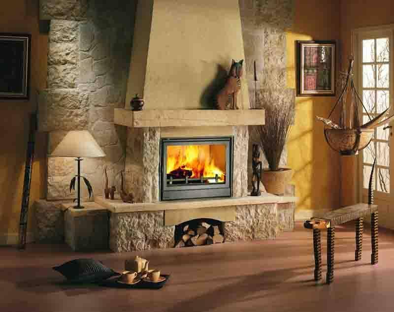 Имитация огня в камине: как сделать своими руками?