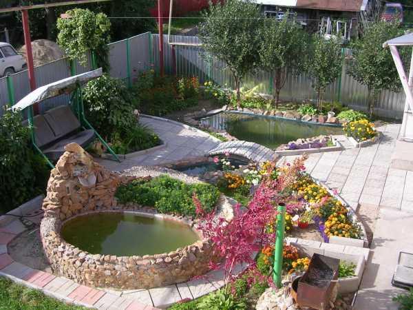 Ландшафтный дизайн: правила оформления и актуальные идеи дизайна участка для дома и сада (180 фото)